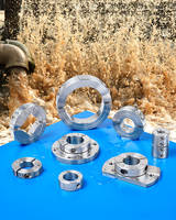 Shaft Collars & Couplings Machined from 316 Stainless Steel