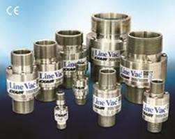 316SS Threaded Line Vac Conveyors are corrosion resistant.