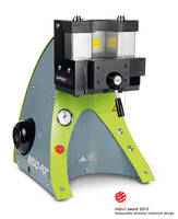 PG 9500 REGO-FIXPG 9500 Clamping Unit holds carbide and HSS tools.