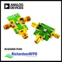 GaAs MMIC Double Balanced Mixer requiring no matching circuitry.