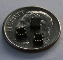 3-Axis Magnetic Sensor used in Drone applications.