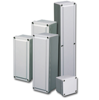 Stahlin Non-Metallic Enclosures- CF and F Series Small Junction Enclosures for Compact and Portable Control Applications