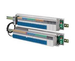 Allen-Bradley Bulletin 1719 Ex I/O Platform with RIUP features.
