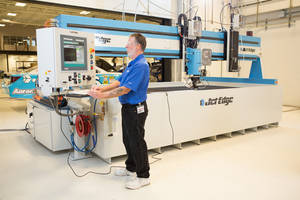 Aquablast Ltd. Installs Jet Edge 5-Axis Waterjet System at its U.K. Headquarters