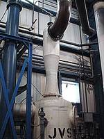 Series 6500 Jet Ejector Venturi Easily Tackles Tough Process and High Concentration Emergency Gas Scrubbing Applications