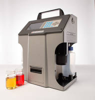 HIAC PODS+ Liquid Particle Counter reduces sampling turnaround time.
