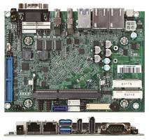 PEB-2773 Embedded System Board features I210-IT Intel Ethernet Controller.