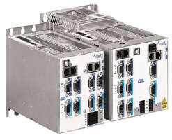 AccurET VHP Controller features High Speed Encoder Interfaced TTL.