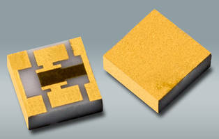 Surface Mount Attenuator Pads offers attenuation of 0 dB up to 100 dBs.
