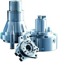 SCHUNK Hydraulic Expansion Arbor with VERO-S Module Quick-Change Capabilities!