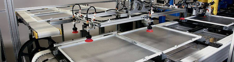 Preh IMA Automation Evansville Inc. Supplying Automated Assembly Line for Automotive Electronics Manufacturer