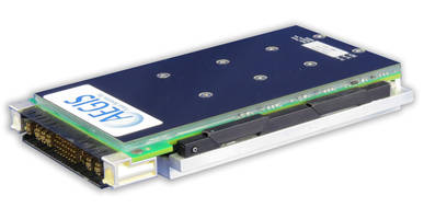 VPX2703UC Power Card allows quick start-up time.