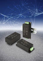 ECE80 Power Modules offer power density of greater than 11.2 W/in3.