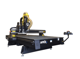 APEX3R CNC Router is derived from MultiCam Technology.