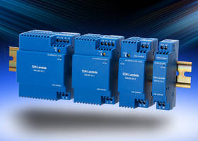 DRL AC-DC Power Supplies comply with IEC 61000-3-2 harmonics.