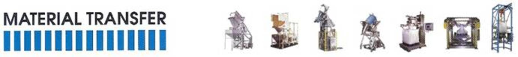 Bulk Bag Discharger features discharge hopper with bolt-on top cover.