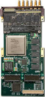 Model 71841 XMC Modules offer eight additional gigabit serial lanes.