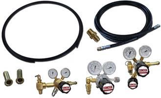 Laser Installation Kits works hand-in-hand with 67B series regulator.
