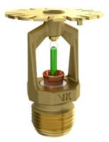 COIN® VK950 Sprinklers feature corrosion resistant Nickel PTFE plating.