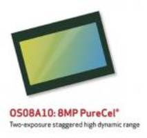 OS08A Image Sensor uses PureCel technology for night vision.