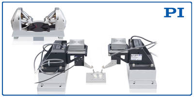 New Multi-Axis SiP Alignment Systems for Test & Production; From PI's Award-Winning Technology