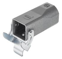 Han® 3A Connectors meet IP 65/67 protection standards.