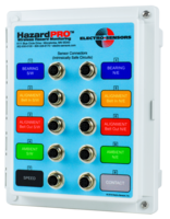HazardPRO™ wireless Hazard Monitoring System Certified for Use in Explosive Environments