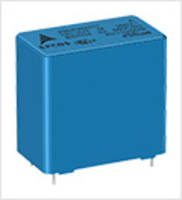 EPCOS MKP X2 Capacitors suppress EMI.