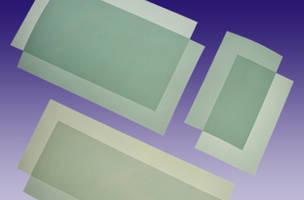 Circular Polarizer Filter offers low birefringence.