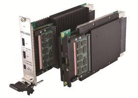 3U OpenVPX Single Board Computer provides extensive I/O support.
