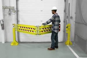 Defender Gate Safety Barrier Gate System by US Netting