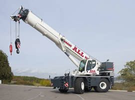 ALL Pre-Orders Remarkable New Liebherr Rough-Terrain Cranes
