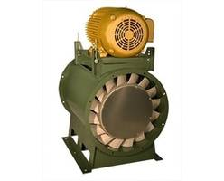 Vaneaxial Fixed Pitch Fan is suitable for high-pressure ventilation.
