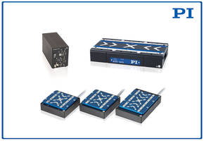 Linear Positioning Stages and Motion Controllers come with linear encoders.
