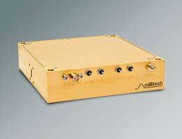 AMP Series Power Amplifiers offer internal bias circuitry.