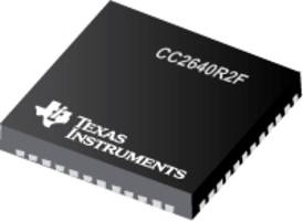 SimpleLink™ Wireless MCUs come with single-chip hardware.