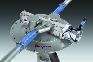 Weigh Hopper features load cells.