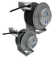 Magnetek Cable Reels can be mounted on moving machinery.