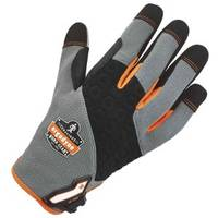 ProFlex Trades Gloves Series incorporate hi-vis lime options.