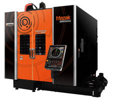 VARIAXIS j-600AM Machining Center uses wire instead of metal power.