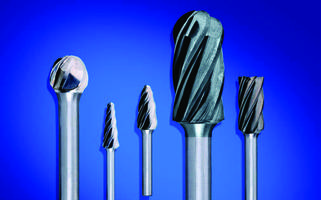 PFERD Inc ALU/NF CUT Burs Improve Surface Finish, Stock Removal and Tool Life in Aluminum and Non-Ferrous Metal Applications