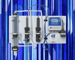 Free Chlorine Analyzer Requires No Reagents to Provide Accurate Monitoring at Economical Cost