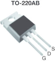 SiHP065N60E V E Series MOSFET can withstand overvoltage transients.