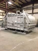 Lindberg/MPH Ships Tilting Melting Furnace to Aluminum Die Caster