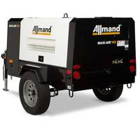 Allmand Expands Into Portable Air Compressor and Mobile Generator Markets