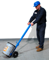 Ergonomic, Economical PailPRO ™ Moves Heavy Pails with Ease