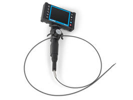 Video Borescope iRis DVRx with Extra Thin Articulating Probe: Robust Built and Affordability