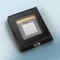 NXIR-RF100C NIR SMD Photodiodes feature anti-reflective coated window.