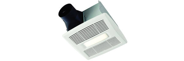 InVent™ Series Ventilation Fans reduce air leakage.