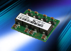 iJC Series Converter offers 0.5% precision set point accuracy.